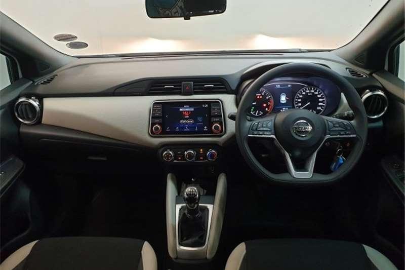 2020 Nissan Micra MICRA 900T ACENTA