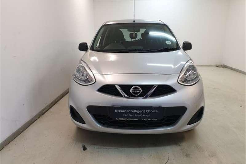 2020 Nissan Micra MICRA 1.2 ACTIVE VISIA