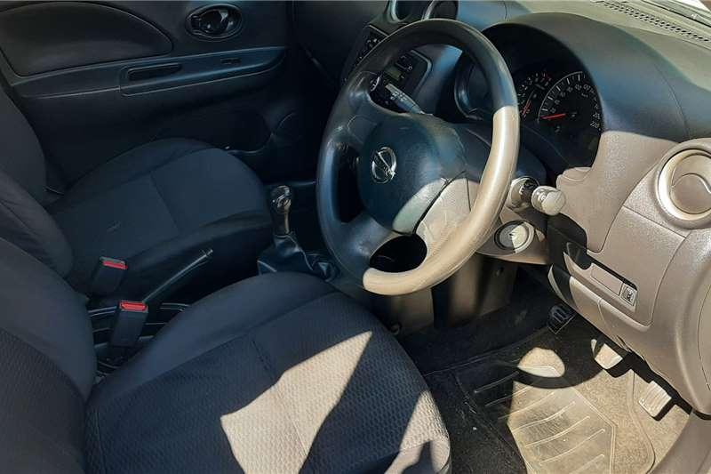 2015 Nissan Micra