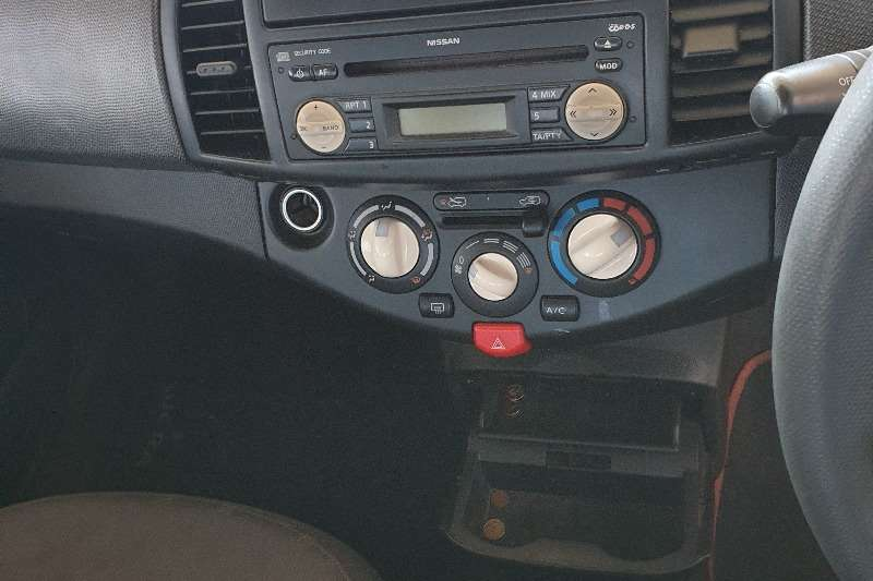 2006 Nissan Micra