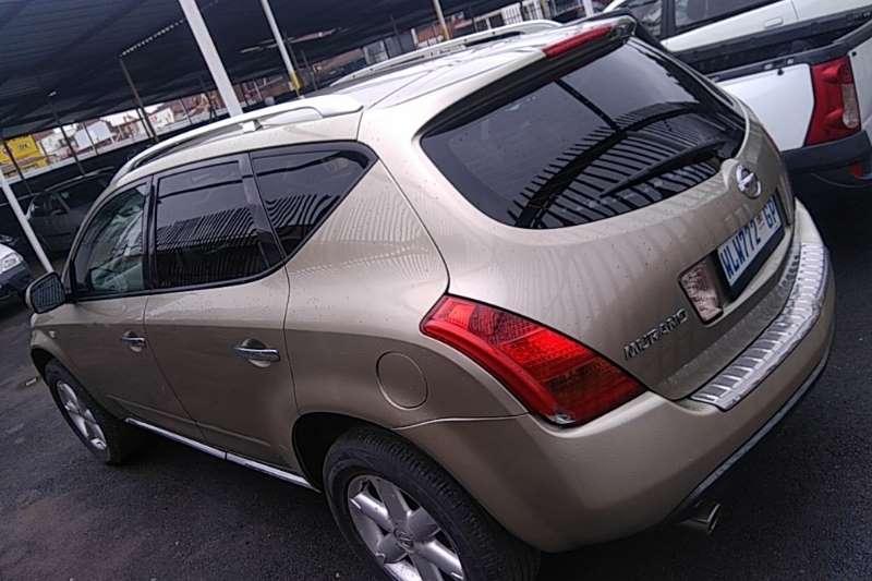 Used 2008 Nissan Murano