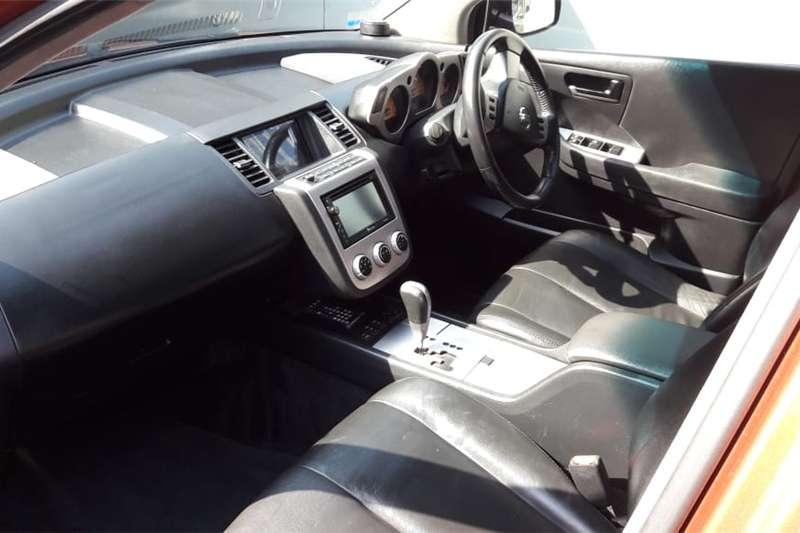 Nissan Murano 3.5 2005
