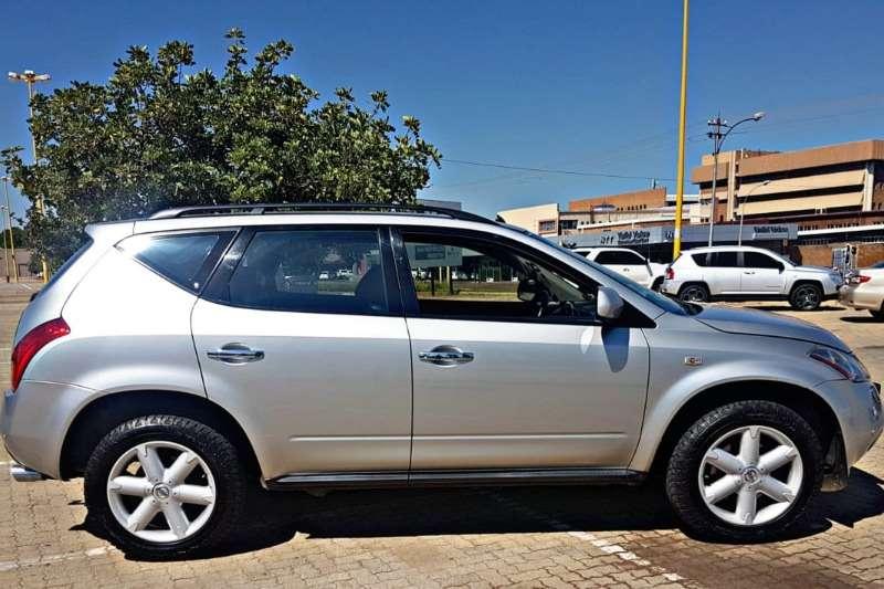 Nissan Murano 3.5 2006