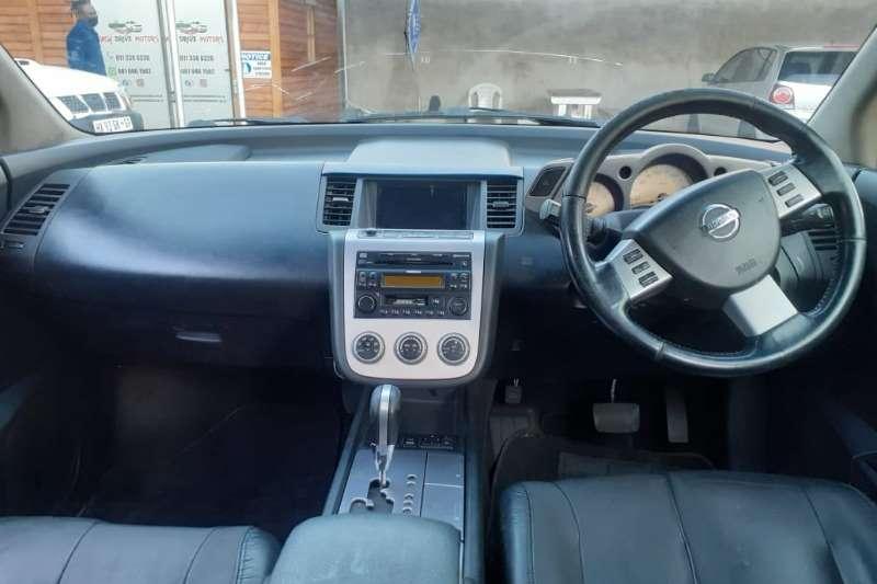 2007 Nissan Murano Murano 3.5