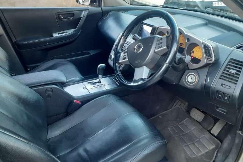 Used 2007 Nissan Murano 3.5