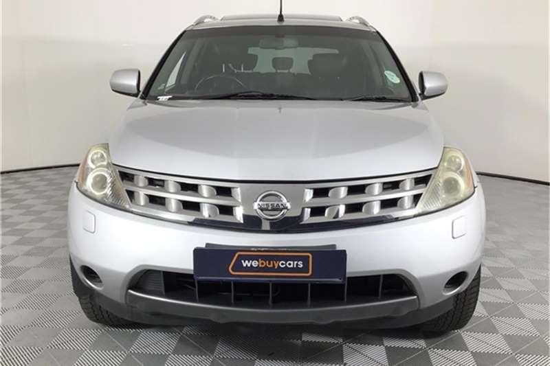 Nissan Murano 3.5 2009