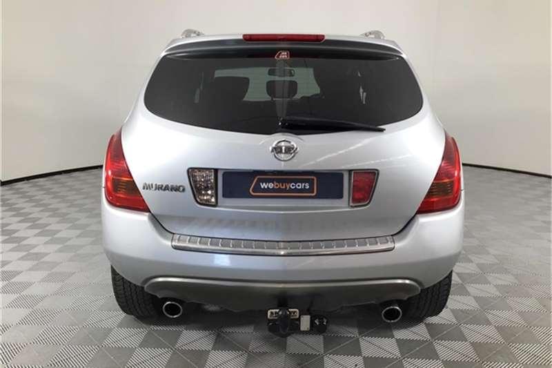 Used 2009 Nissan Murano 3.5
