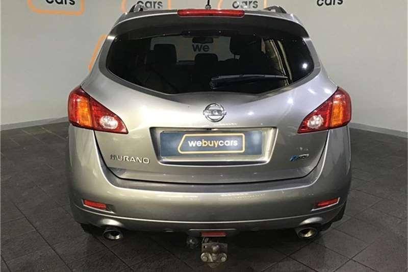 Nissan Murano 3.5 2010
