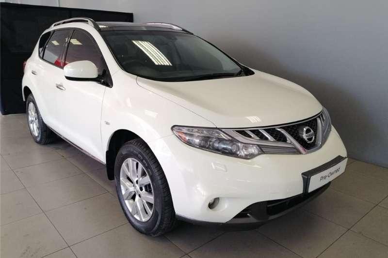 Nissan Murano 3.5 2012