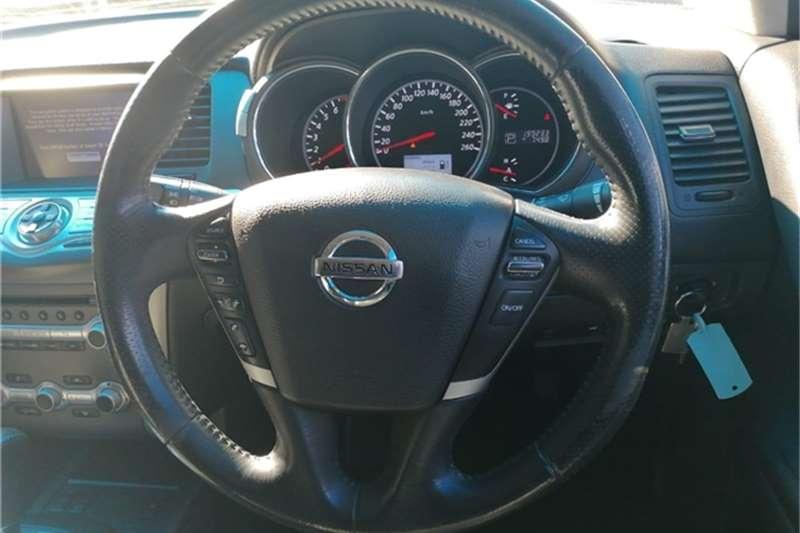 Used 2012 Nissan Murano 3.5