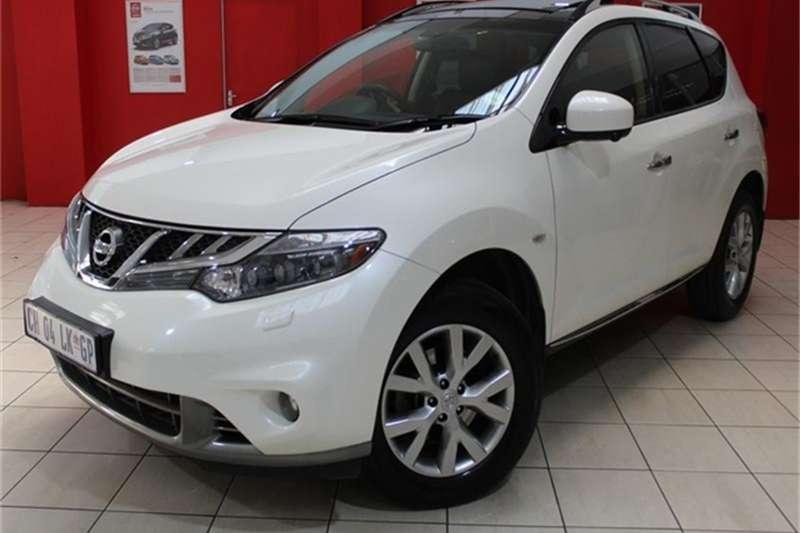 2013 Nissan Murano 3.5