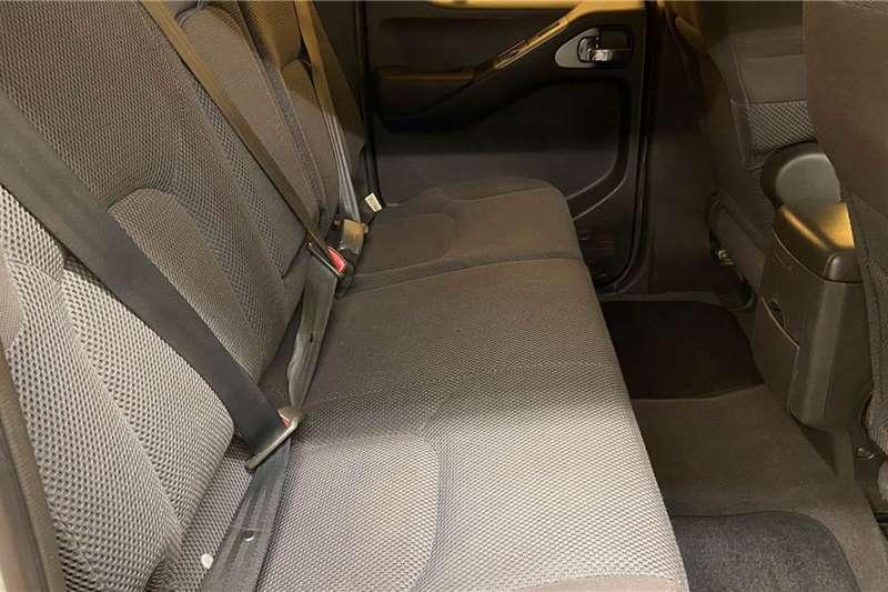 Used 2006 Nissan Navara 2.3D double cab 4x4 LE