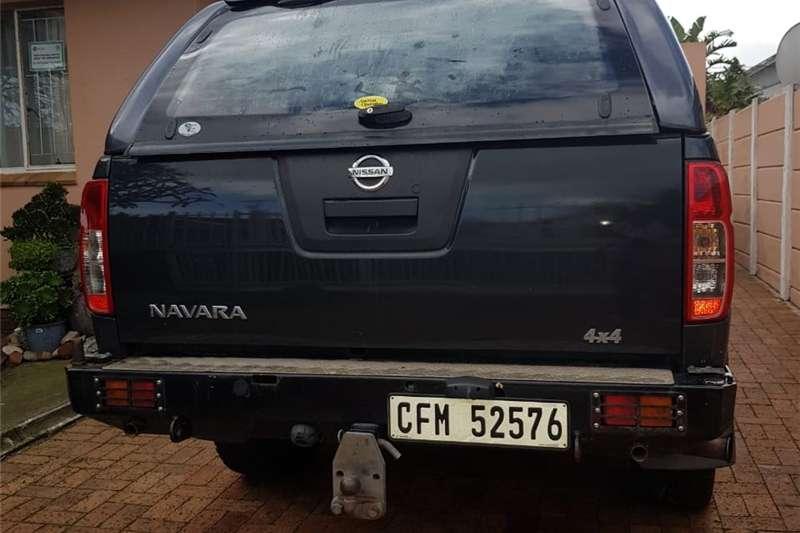 Nissan Navara 2.3D double cab 4x4 LE 2009