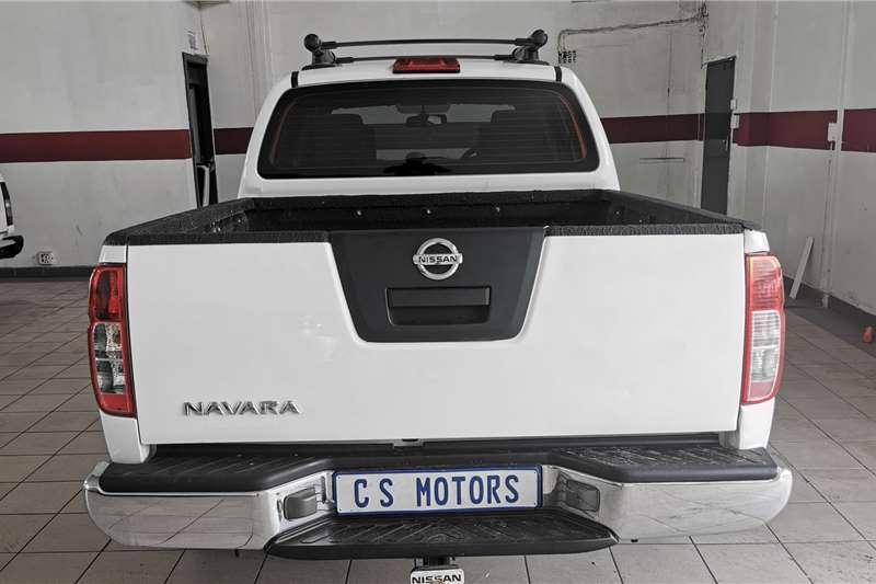 Nissan Navara 2.3D double cab 4x4 LE 2010