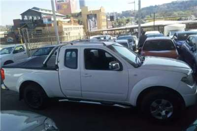 Nissan Navara 2.3D double cab 4x4 LE 2014