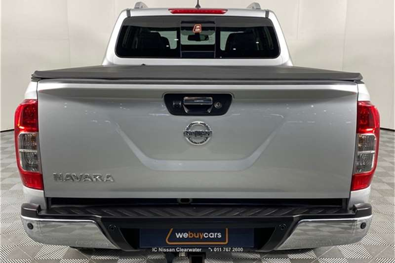 Used 2018 Nissan Navara 2.3D double cab 4x4 LE