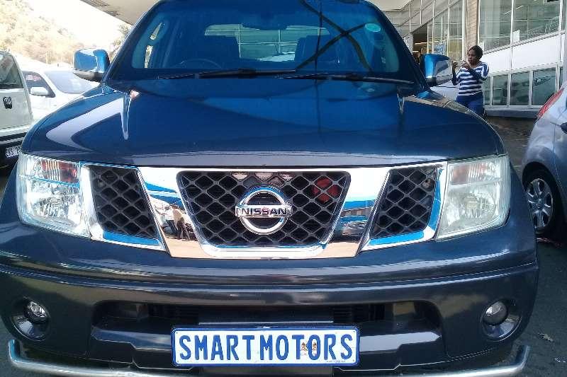 Nissan Navara 2.3D double cab 4x4 LE auto 2008