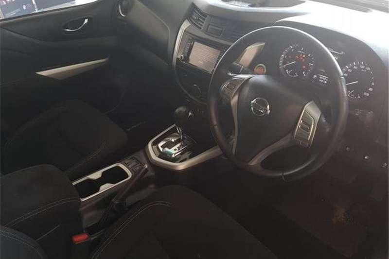 Nissan Navara 2.3D double cab 4x4 LE auto 2017