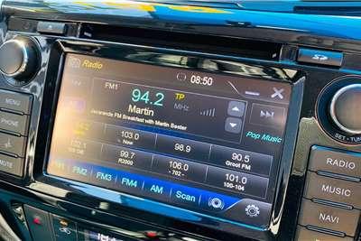 Nissan Navara 2.3D double cab 4x4 LE auto 2018