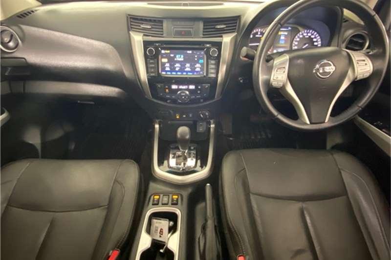 2018 Nissan Navara Navara 2.3D double cab 4x4 LE auto