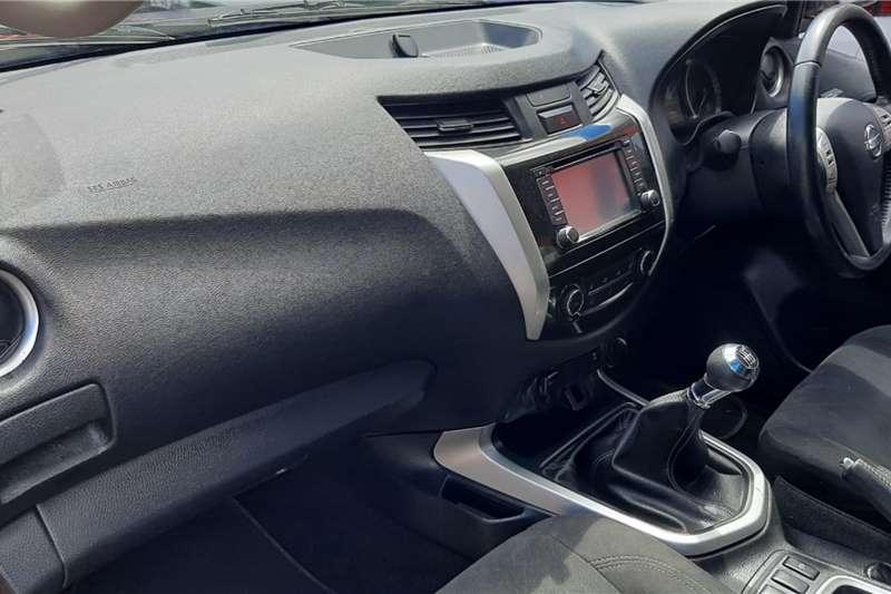 Nissan Navara 2.3D double cab 4x4 SE 2017