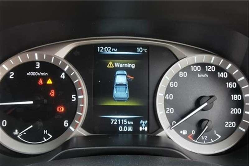 2017 Nissan Navara Navara 2.3D double cab 4x4 SE