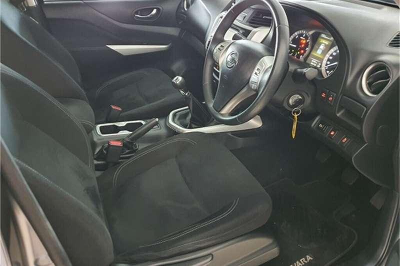 Nissan Navara 2.3D double cab 4x4 SE 2018