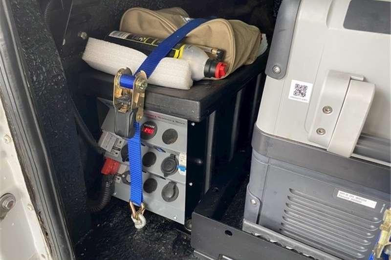 Nissan Navara 2.3D double cab 4x4 SE 2019