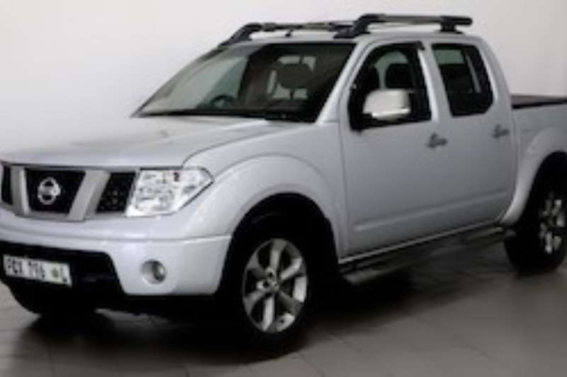 Nissan Navara 2.5 dCI LE A/T P/U D/C 2010