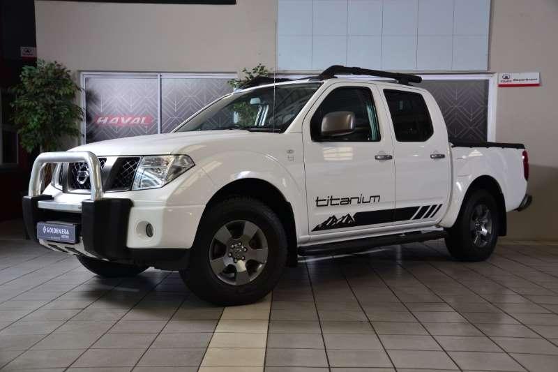 Nissan Navara 2.5 Dci SE Titanium D/Cab 2014