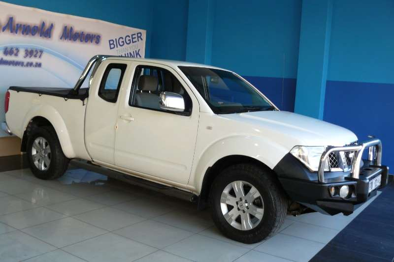 Nissan Navara 2.5 dCI xe k/Cab 2010