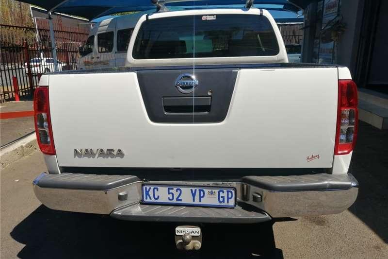 Used 2013 Nissan Navara