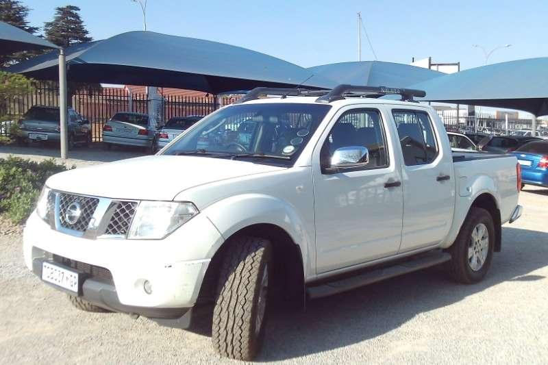 Nissan Navara 2.5dCi 2006