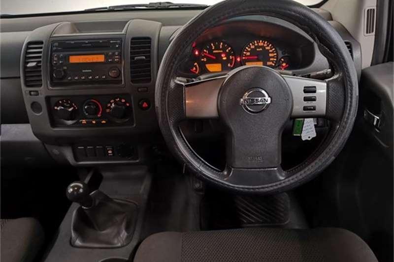 2006 Nissan Navara Navara 2.5dCi