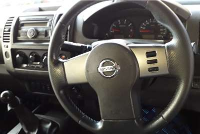 Nissan Navara 2.5dCi 2007