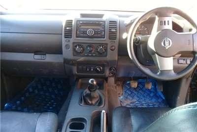 Nissan Navara 2.5dCi 2008