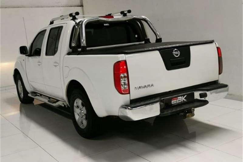 Used 2010 Nissan Navara 2.5dCi