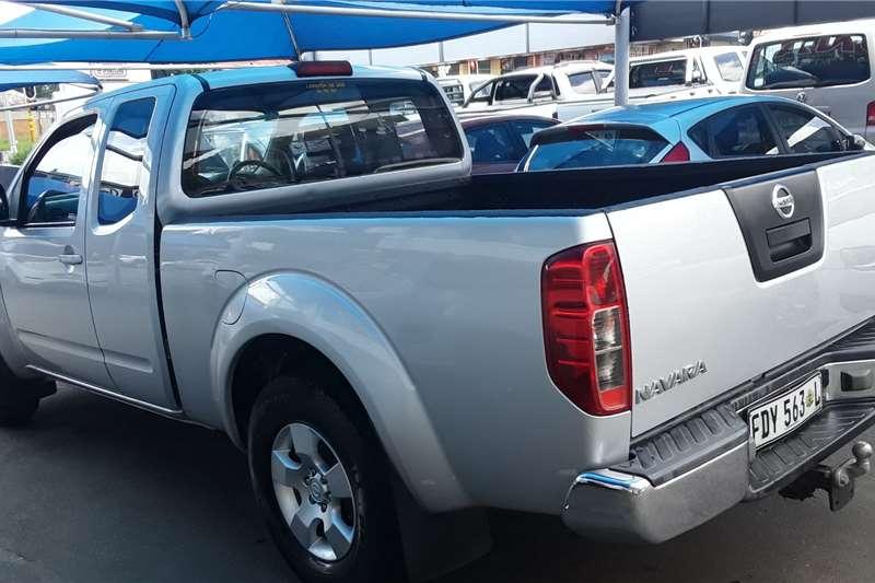 Nissan Navara 2.5dCi 2011