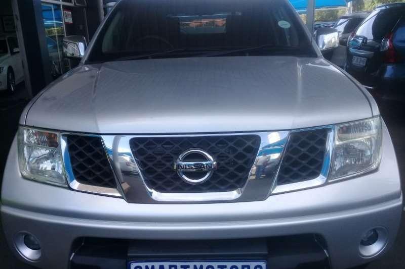 Nissan Navara 2.5dCi 2013