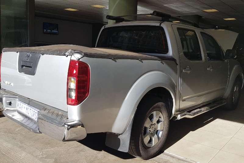 Nissan Navara 2.5dCi 2014