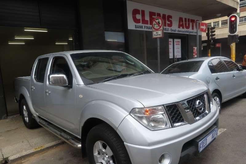 Nissan Navara 2.5dCi 4x4 2013
