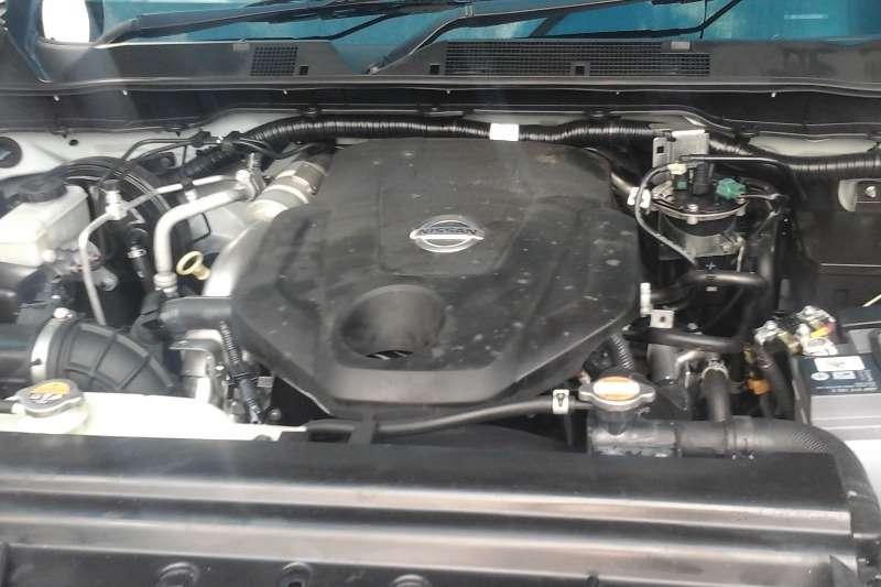 Nissan Navara 2.5dCi automatic 2017