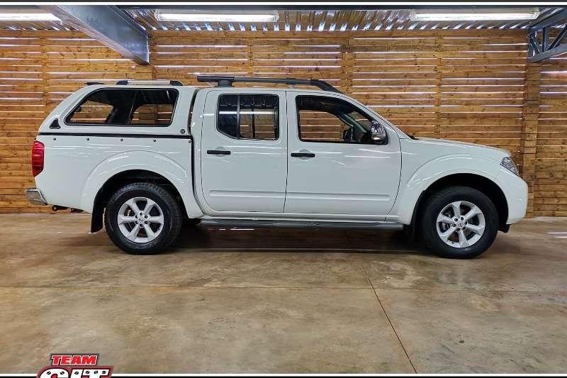 Nissan Navara 2.5dCi double cab 4x4 LE 2010