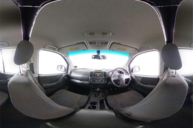 2010 Nissan Navara Navara 2.5dCi double cab 4x4 LE