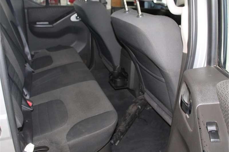 Nissan Navara 2.5dCi double cab 4x4 LE 2011