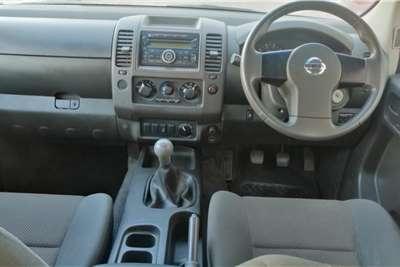 Used 2011 Nissan Navara 2.5dCi double cab 4x4 LE