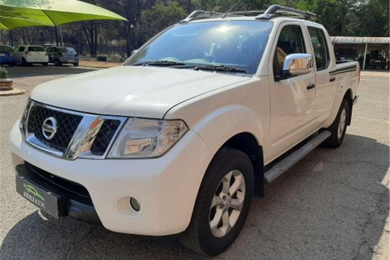 Used 2013 Nissan Navara 2.5dCi double cab 4x4 LE