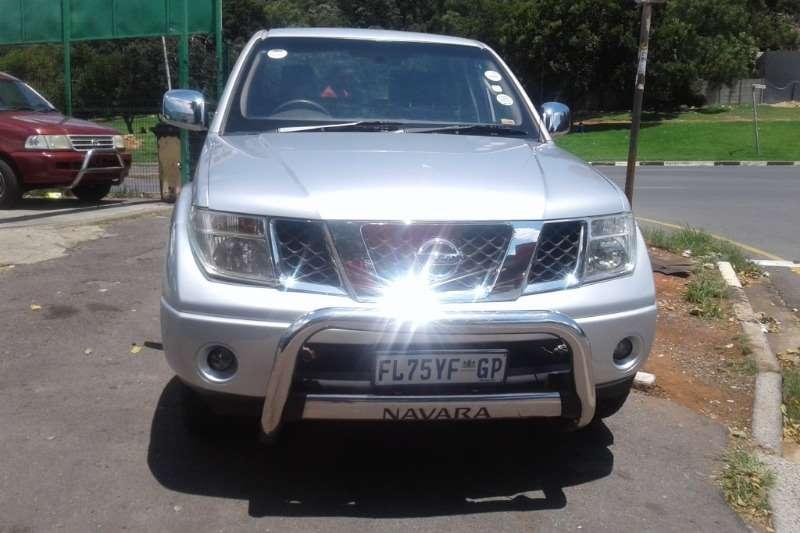 Nissan Navara 2.5dCi double cab 4x4 LE 2014
