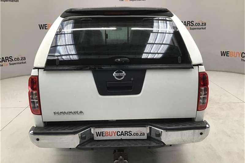 Nissan Navara 2.5dCi double cab 4x4 LE auto 2013