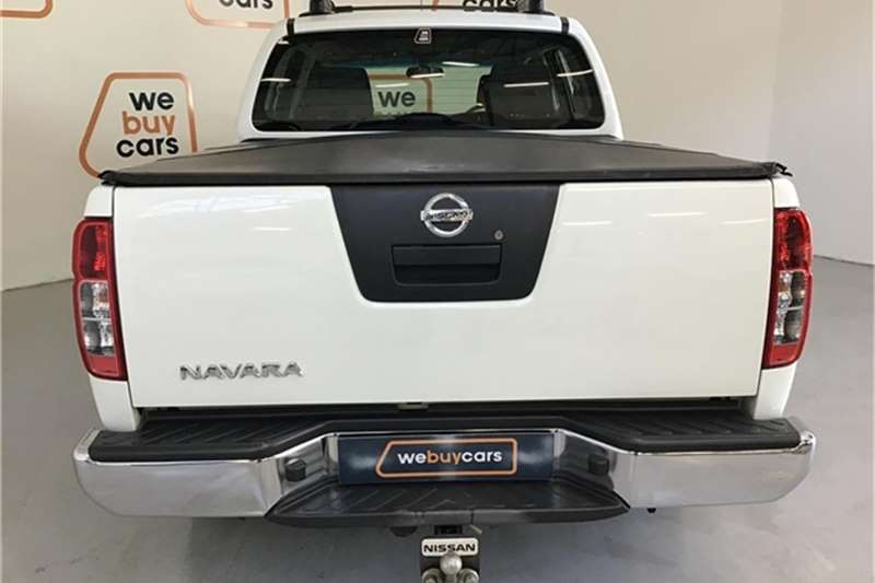 Nissan Navara 2.5dCi double cab 4x4 LE auto 2014
